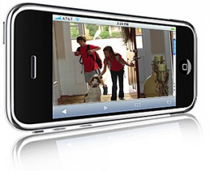 Getting the best home security systems reviews and comparison guide wireless surveillance on your mobile device solutioingenieria Images